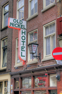 Old Nickel Hotel  on Nieuwebrugsteeg