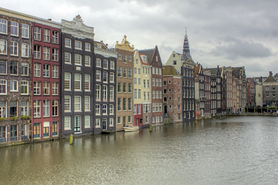 Canal Homes Amsterdam Netherlands