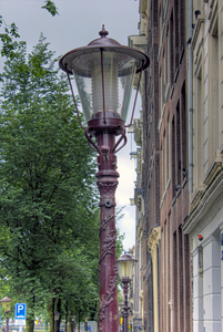 Street Light Amsterdam