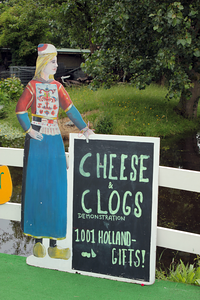Clog and Cheese making
