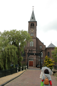 Church of Volendam, Netherlands