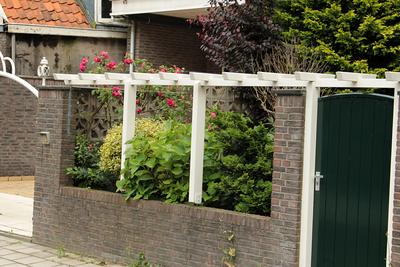Front porch Volendam, Netherlands
