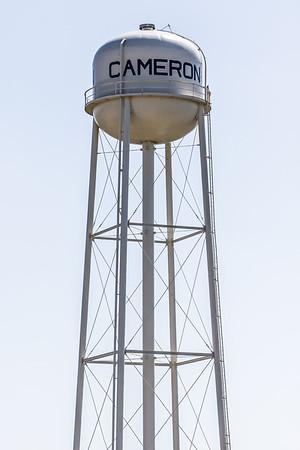 Cameron Water Tower