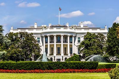 Whitehouse Lawn