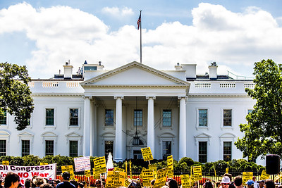 Whitehouse Protest