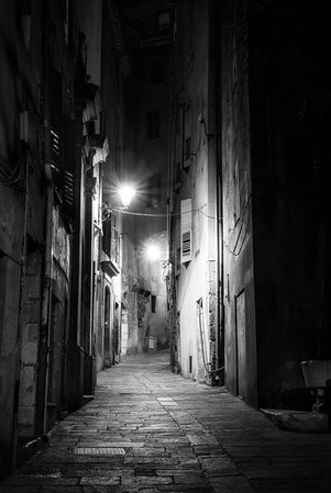 Light In The Dark Alley