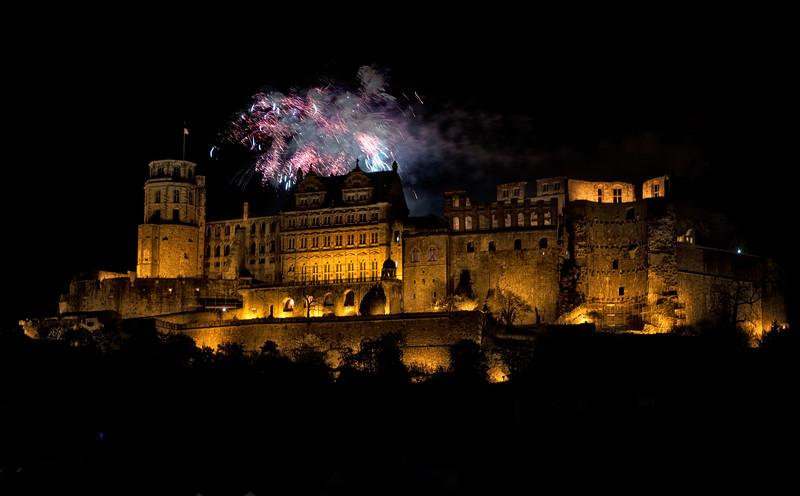 Heidelburg Fireworks