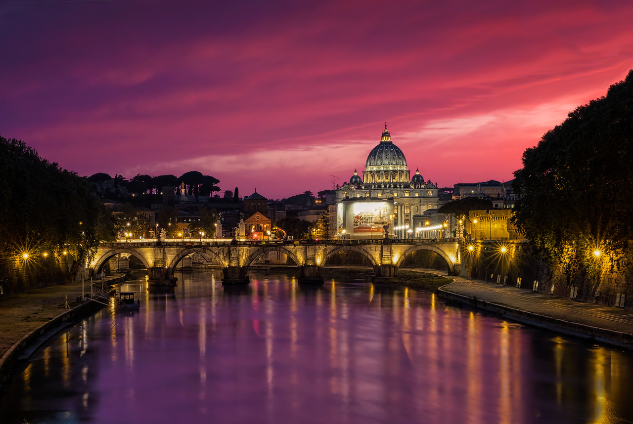 One Night In Rome