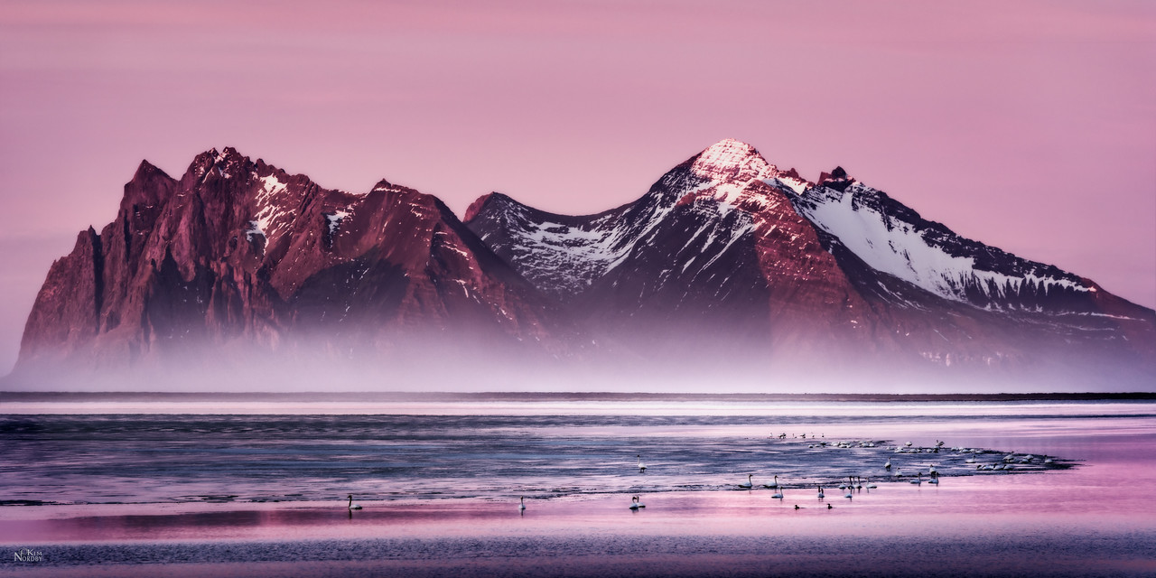 Iceland Sunrise