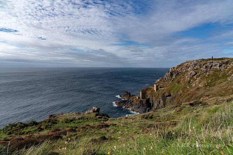 Crowns Engine Houses, Botallack Mine