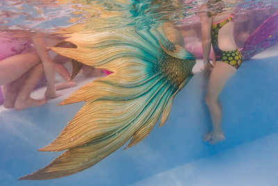 Underwater Mermaid