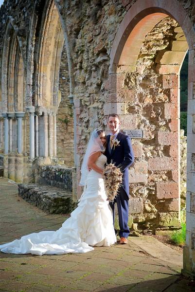 Beaulieu Abbey Wedding