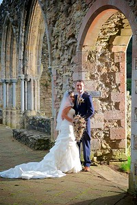 Beaulieu Abbey Wedding