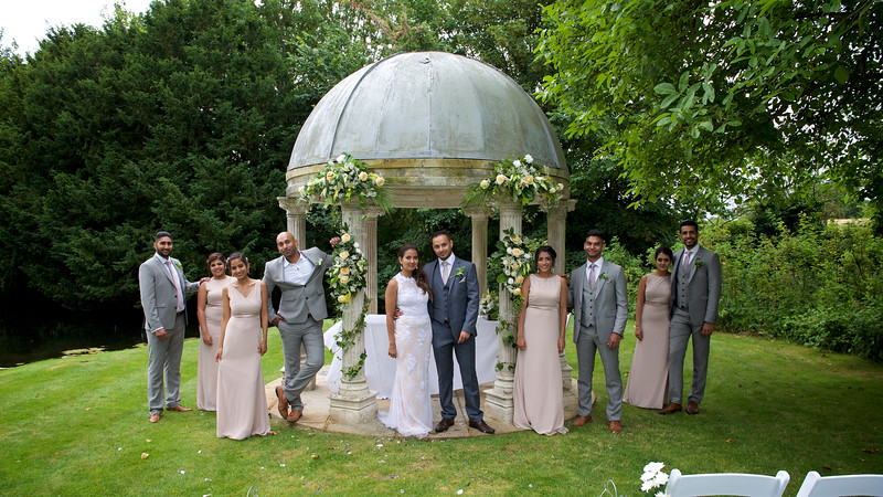 Oxfordshire Country House Wedding Photography