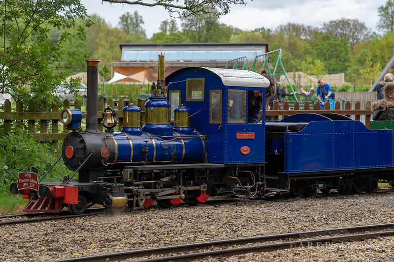60th anniversary of the Watford Miniature Railway.