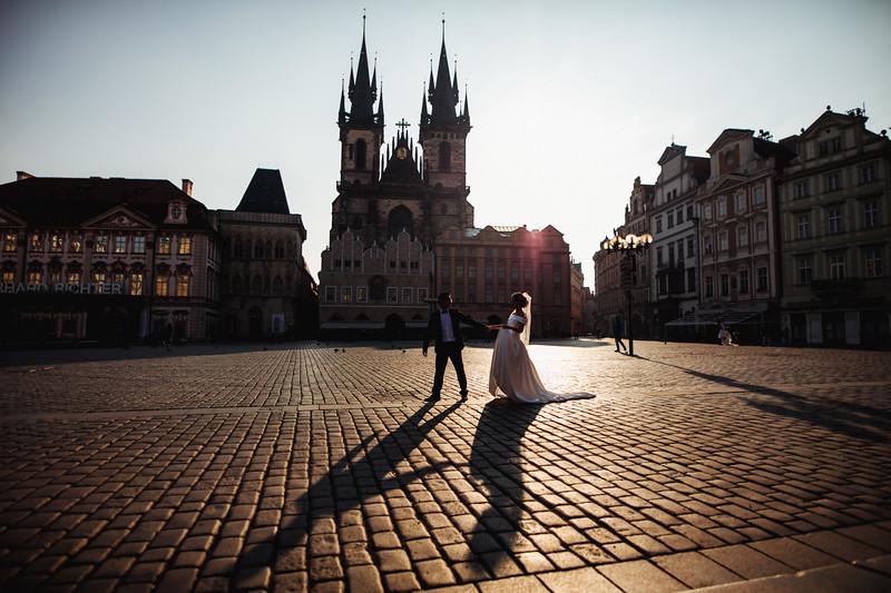 Prague Old Market