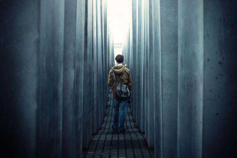 Holocaust Museum Berlin, Germany