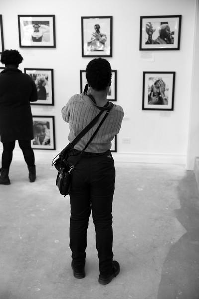 Portrait Narratives in Black Form