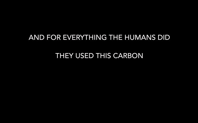 AND FOR EVERYTH THE HUMANS DID