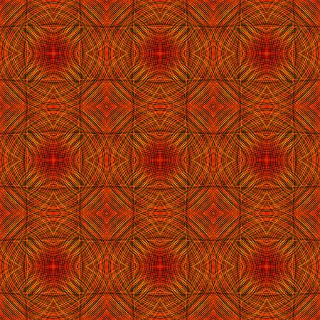Red Leaf Geometrics IV