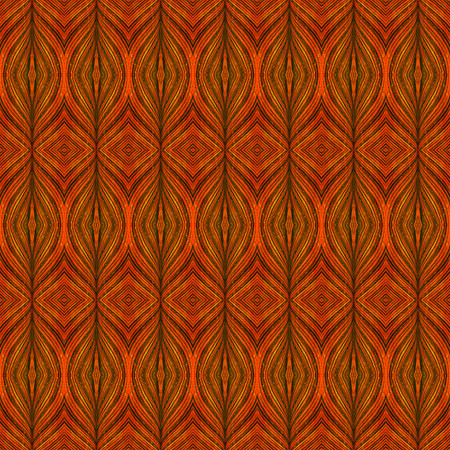 Red Leaf Geometrics II