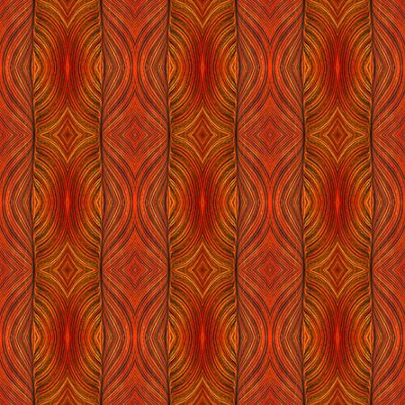 Red Leaf Geometrics III