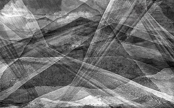 Landscape Layers Montage