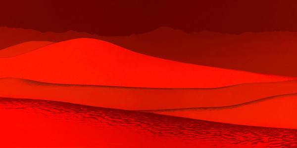 Death Valley Graphic (Stovepipe Wells)