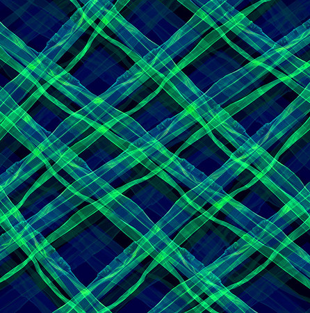 Landscape Plaid (Ode to Abstraction Series)