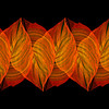 Leaf Twist (horizontal version)