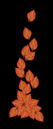 Red Leaf Rising IV