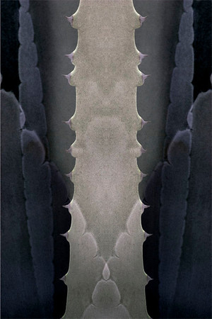 Totem  (triptych right panel)