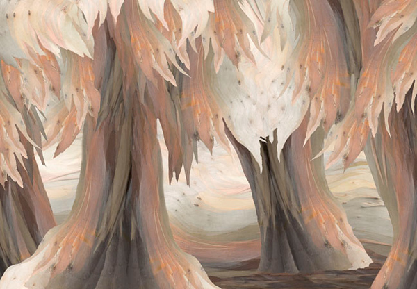 Eucalyptus Landscape I