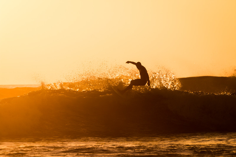 SUNSET SURF, COSTA RICA