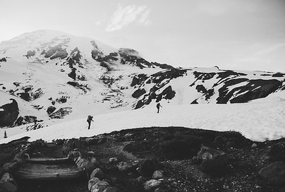 MT RAINIER ASCENT
