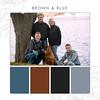 Brown-Blue