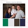 Green-Blue-Brown