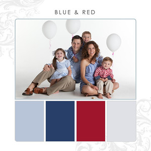 Blue-Red