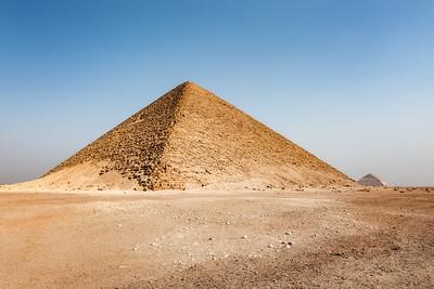 The Red Pyramid, Dahshur