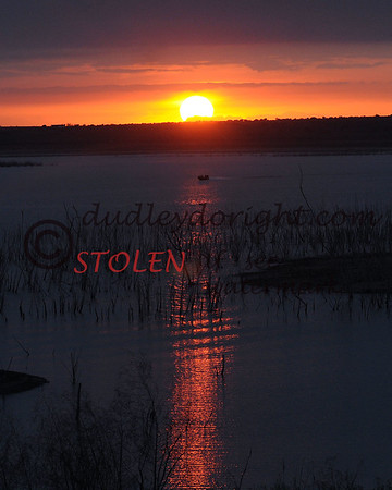 Falcon1-2012-003 sunset