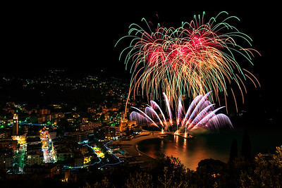 Recco Fireworks