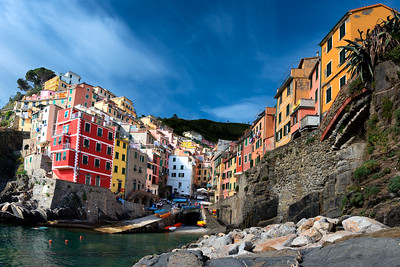 The colors of Rio Maggiore