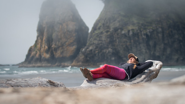 LOUNGING, OLYMPIC PENINSULA