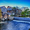 """The Old Mill"" - Pigeon Forge, Tennessee"