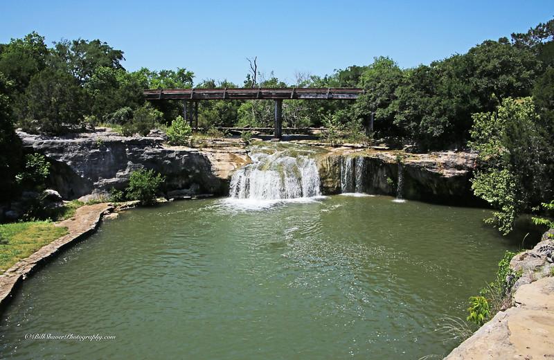 Tonkowa Falls - Crawford, Texas