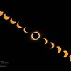 Total Solar Eclipse - Composite - 8/21/2017