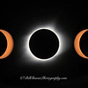 2017 Solar Eclipse - Beginning & End