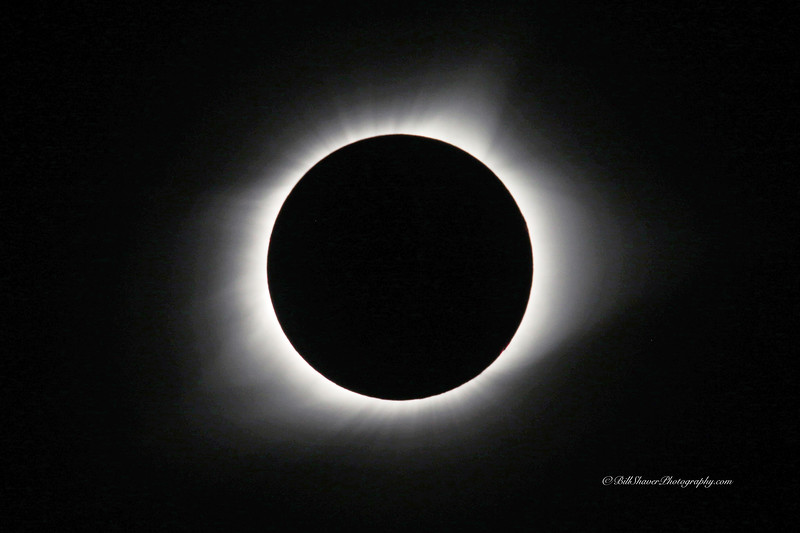2017 Solar Eclipse - Totality with Corona