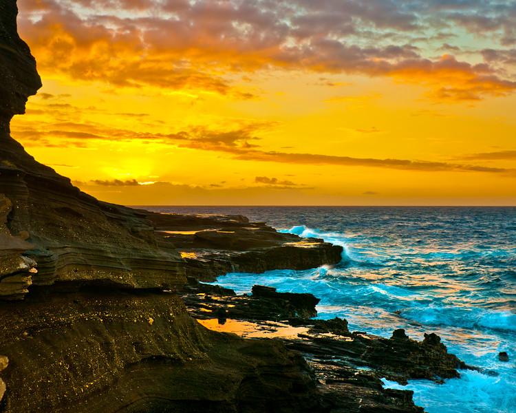 120319 Oahu_Sunrise 16x20