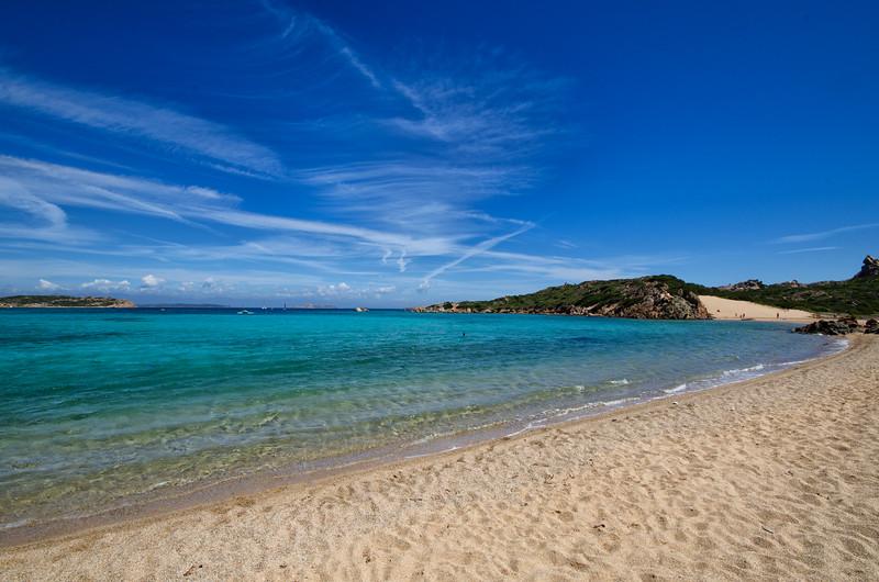 Spiaggia Monti d'Arena, La Maddalena